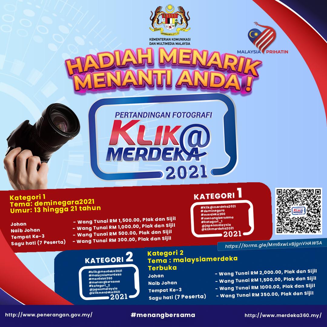 Klik@Merdeka 2021